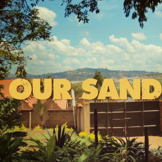 our sand