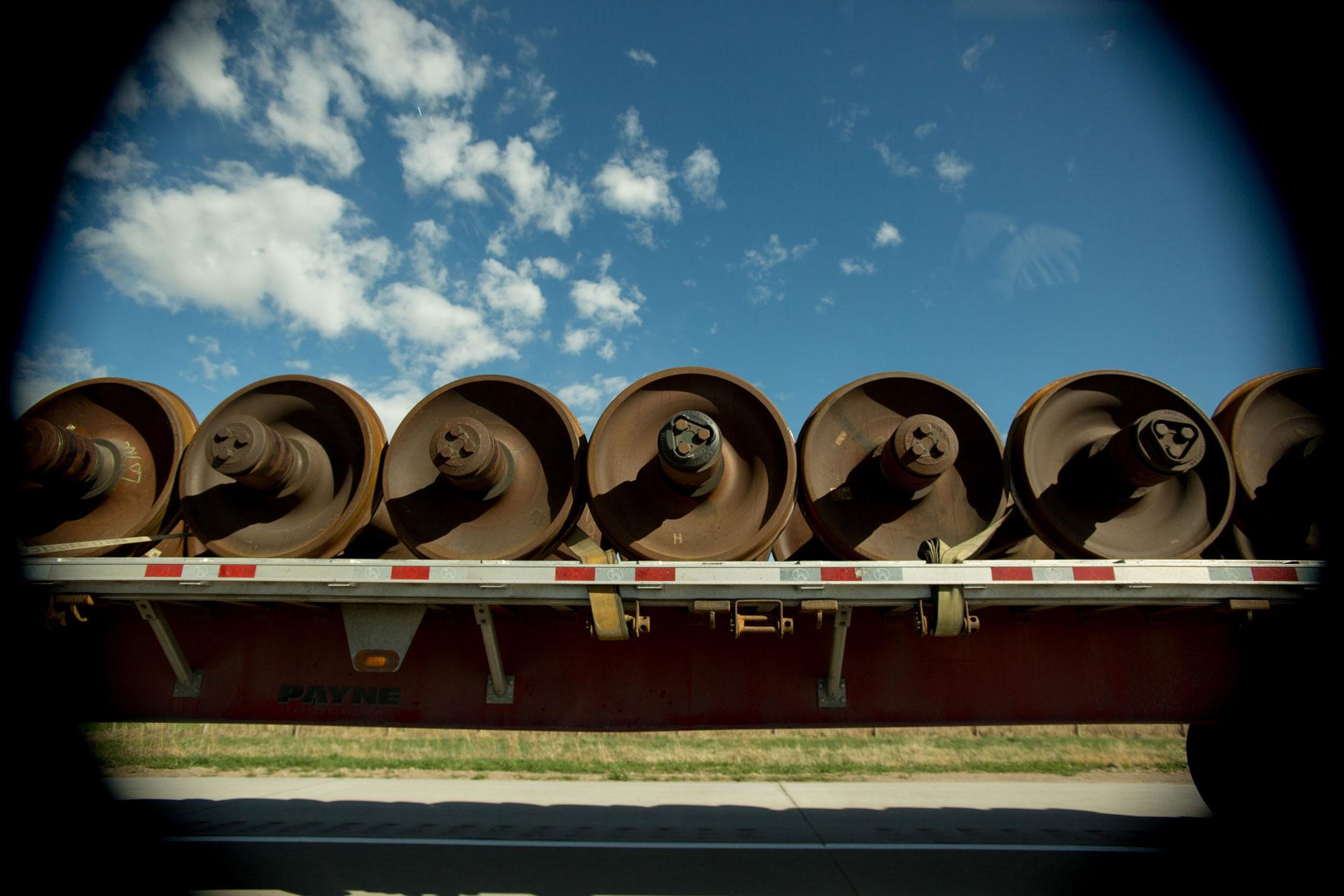 rail wheels