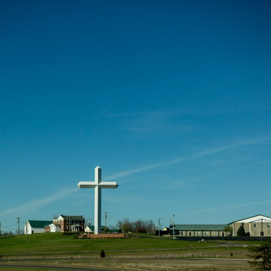 giant cross