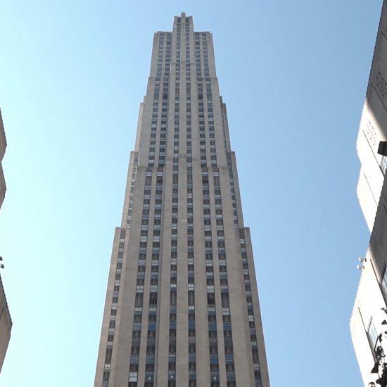 gauntlet Rockefeller center video