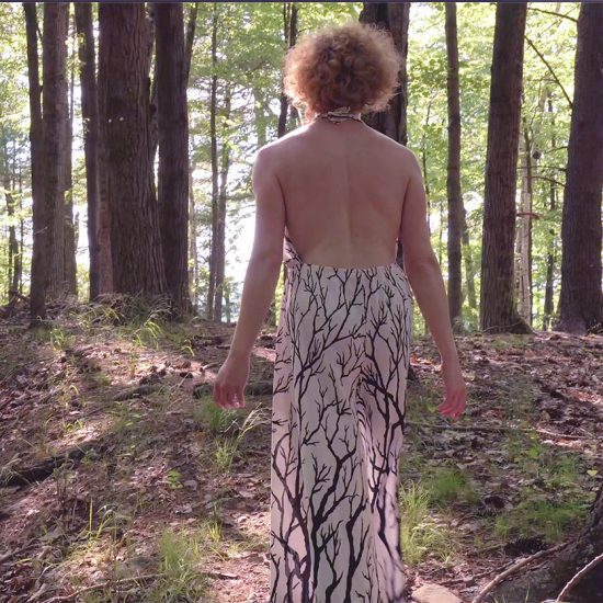 coco karol in the forest video
